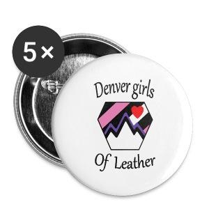DgoL Pins - Small Buttons
