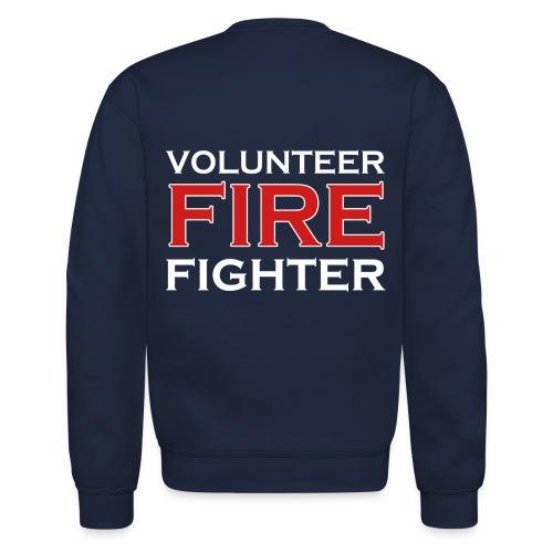 VOLUNTEER FIRE FIGHTER - Crewneck Sweatshirt