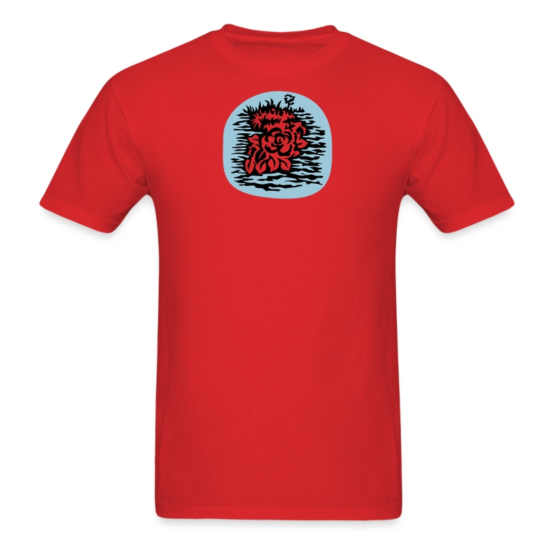 Rose Island - Men's T-Shirt