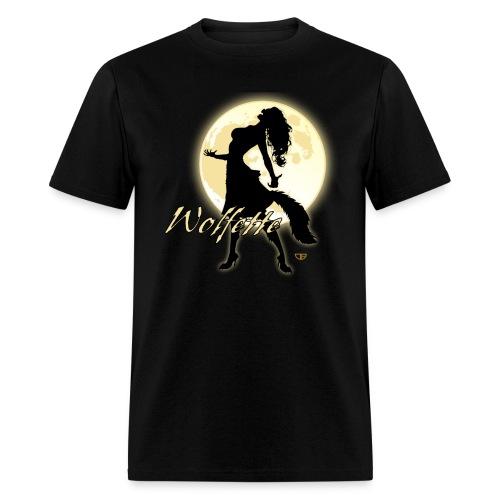 Wolfette Men's Tee - Men's T-Shirt