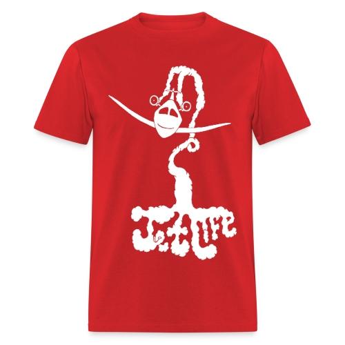 jet life cloud - Men's T-Shirt