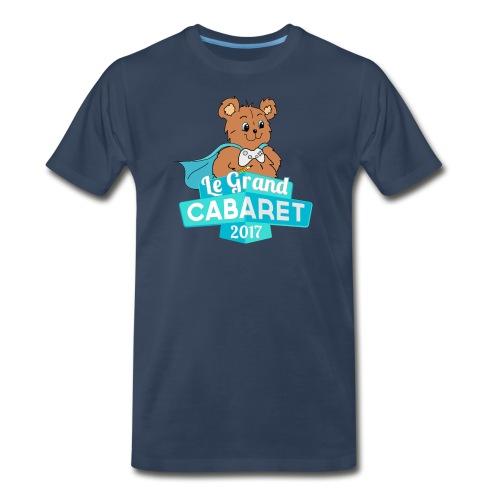 T-Shirt Homme GC 2017 - T-shirt premium pour hommes