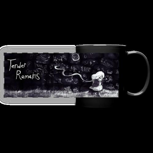 Tender Remains Panorama - Full Color Panoramic Mug