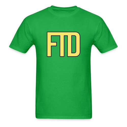 FTD-solo.png - Men's T-Shirt
