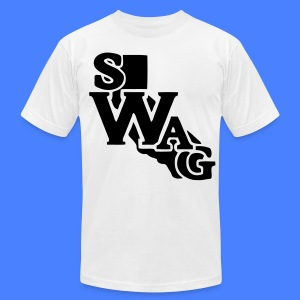 Cali Swag T-Shirts - stayflyclothing.com - Men's T-Shirt by American Apparel