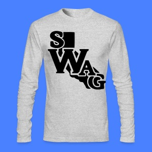 Cali Swag Long Sleeve Shirts - stayflyclothing.com - Men's Long Sleeve T-Shirt by Next Level