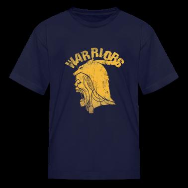 ZOMBIE WARRIORS Kids' Shirts