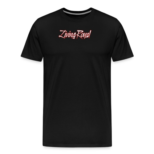 Living Royal - Men's T-Shirt - Men's Premium T-Shirt