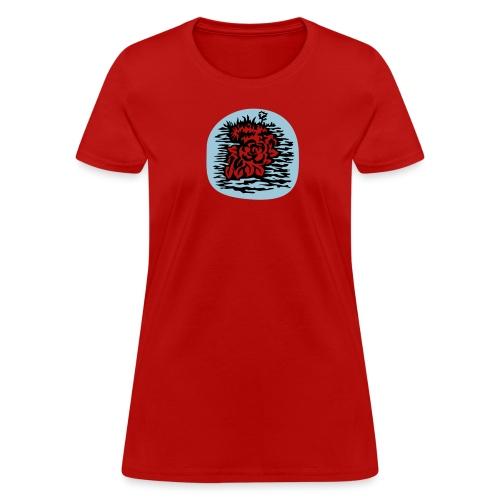 Rose Island - Women's T-Shirt