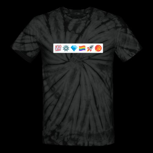 FALGSC - Unisex Tie Dye T-Shirt