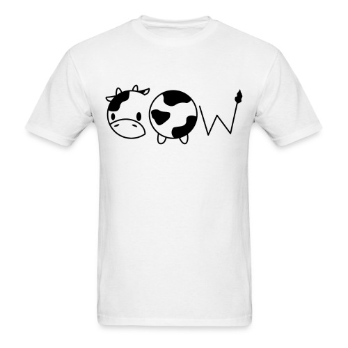 COW - Men's T-Shirt