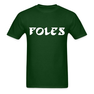 Foles Eagles Shirt - Men's T-Shirt