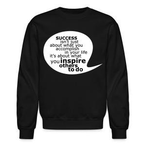 success - Crewneck Sweatshirt