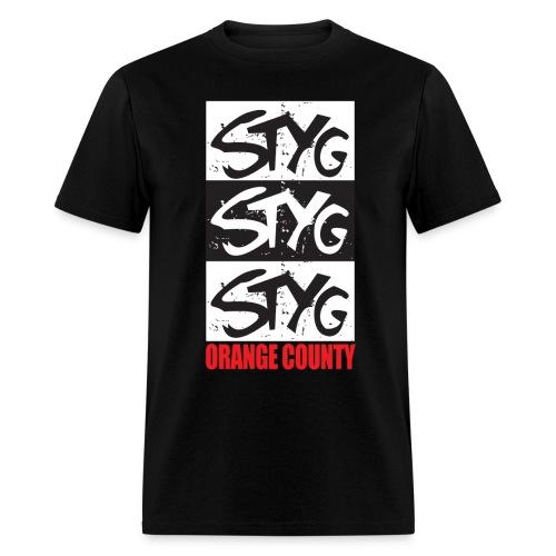 stick to your gun, orange county - Men's T-Shirt