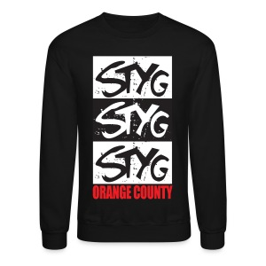 stick to your gun, orange county - Crewneck Sweatshirt