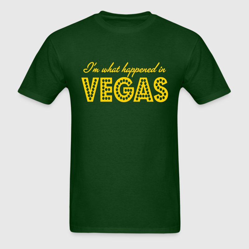 I'm What Happened In Vegas - Men's T-Shirt