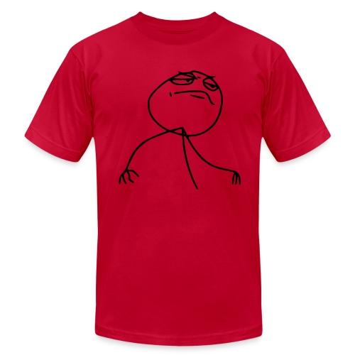 Sneaky T - Men's Fine Jersey T-Shirt