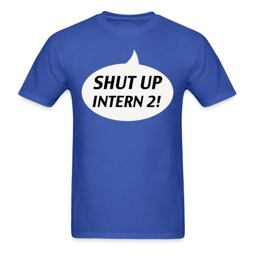 Shut Up! Bubble (Men's) - Men's T-Shirt