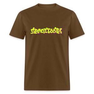 spacetooth logo T  - Men's T-Shirt