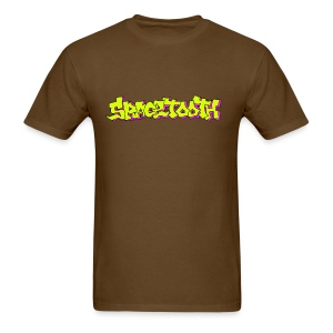 spacetooth logo T  - Men's T-Shirt