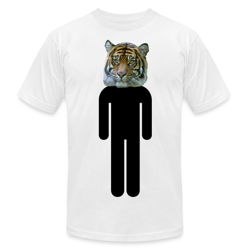 Men's Room Tee - Men's Fine Jersey T-Shirt