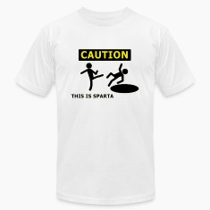 CAUTION this is sparta T-Shirts