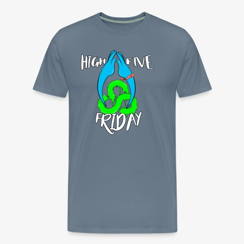 High Five Friday - Men's Premium T-Shirt