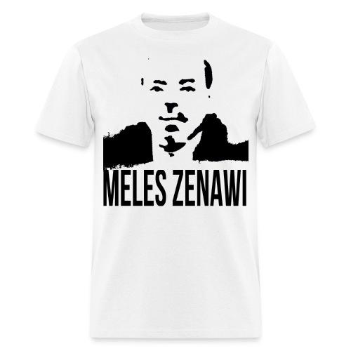 Meles Zenawi - Men's T-Shirt