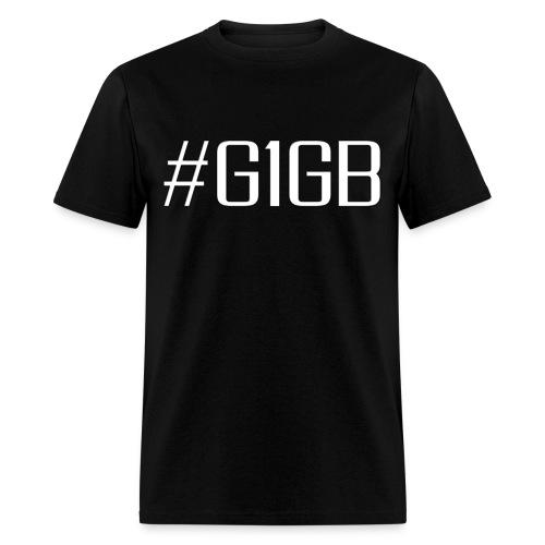 Basic #G1GB No Text - Men's T-Shirt