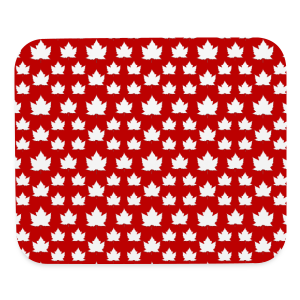 Canada Mousepad Canada Maple Leaf Mousepad - Mouse pad Horizontal