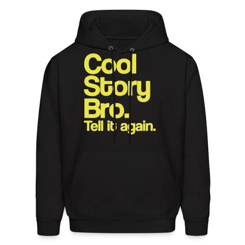 Cool Story Bro Hoodie - Men's Hoodie