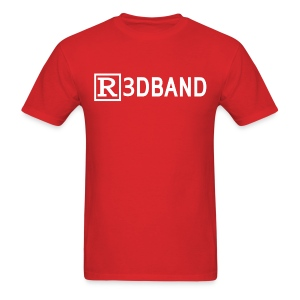 R3DBAND Tshirt - Men's T-Shirt