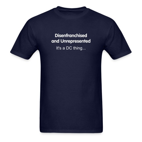 It's A DC Thing Tee - Men's T-Shirt