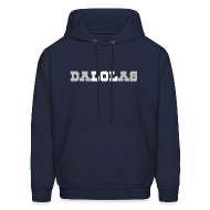 Hoodies ~ Men's Hoodie ~ DALOLAS - LOL DALLAS SweatSHIRT