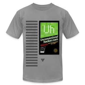 Nes Cartridge Shirt  - Men's Fine Jersey T-Shirt