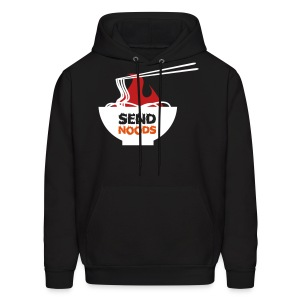 Send More Hood (SH002) - Men's Hoodie
