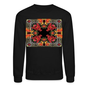 Givenchy inspired crew neck .01 - Crewneck Sweatshirt