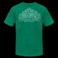 T-Shirts ~ Men's T-Shirt by American Apparel ~ hooper organic unisex t-shirt
