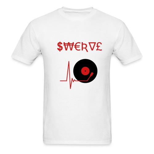 Men's DJ Swerve Currency T-Shirt - Men's T-Shirt