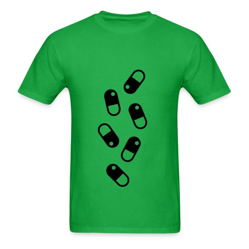 Pills T-Shirt - Men's T-Shirt