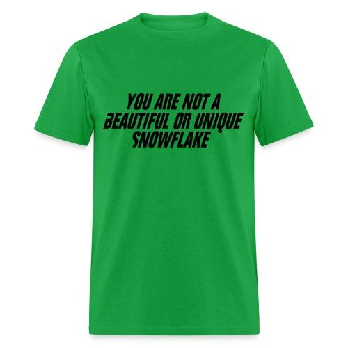You Are Not T-Shirt - Men's T-Shirt