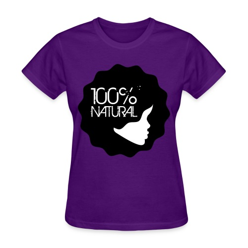 100% Natural - Women's T-Shirt