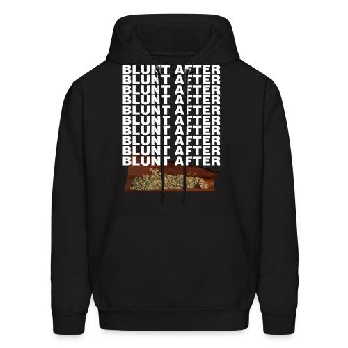 BLUNT AFTER BLUNT HOODIE - Men's Hoodie