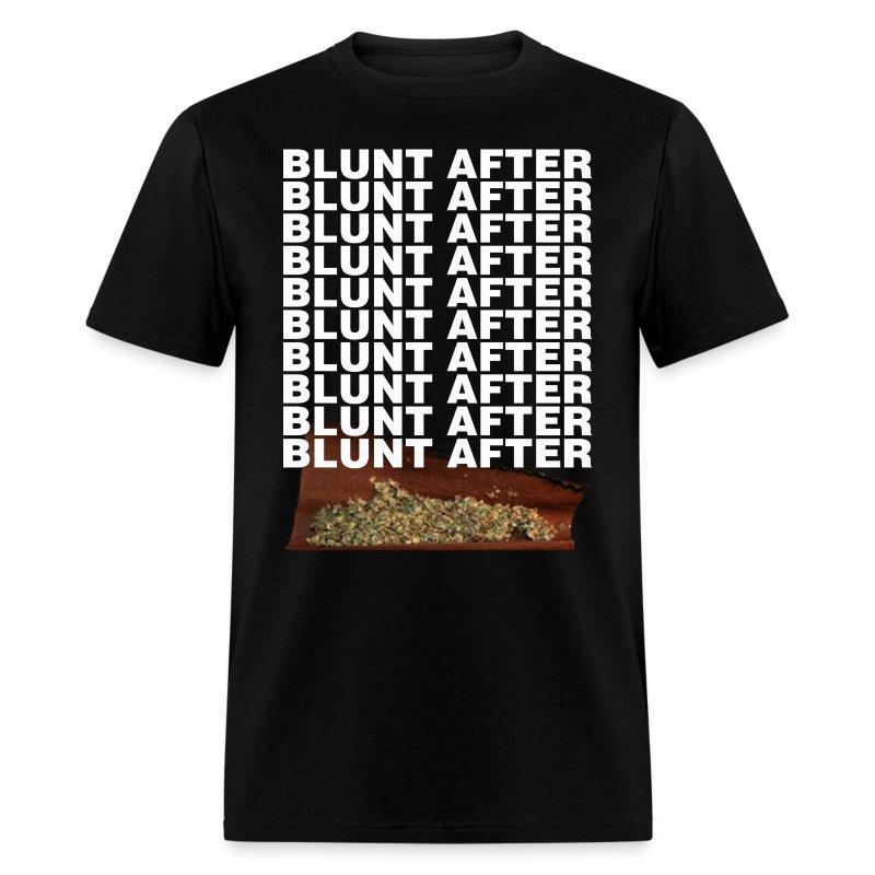BLUNT AFTER BLUNT  - Men's T-Shirt