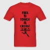 Feel Touch Cross!! T-Shirts - Men's T-Shirt