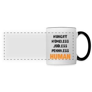 Contrast Coffee Mug - Panoramic Mug