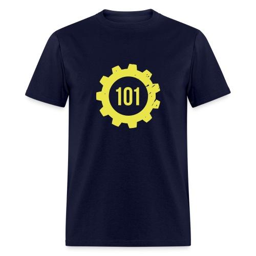 Vault 101 - Men's T-Shirt