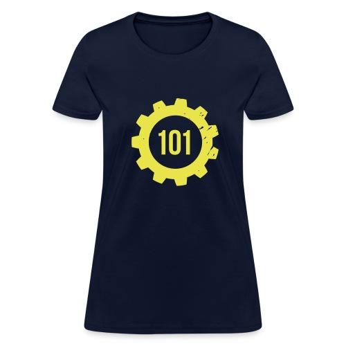 Vault 101 (womens) - Women's T-Shirt