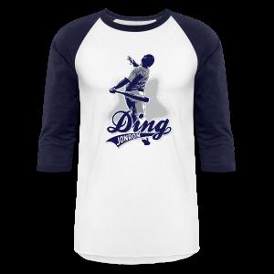Ding - Baseball T-Shirt