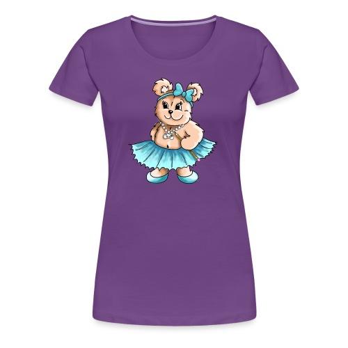T-Shirt MissDee - T-shirt premium pour femmes